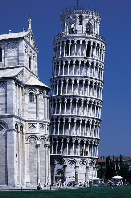 Leaning Tower of Pisa Facts – Leaning Tower of Pisa
