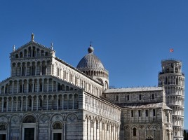 Pisa Cathedral and Tower
